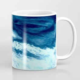 Sure Feels Like The Blues Coffee Mug