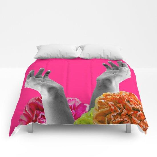 Escape is Futile Comforters