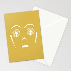 Star Wars Minimal 1 Stationery Cards