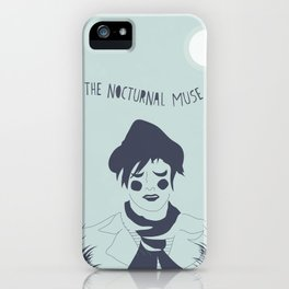 OF MONTREAL: NOCTURNAL MUSE iPhone Case