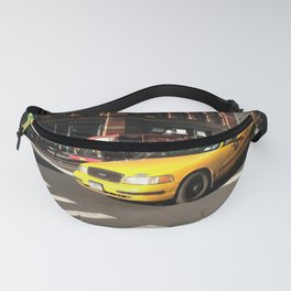 Taxi Cab Fanny Pack