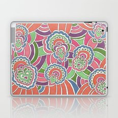 Drawing Meditation: Hearts Laptop & iPad Skin