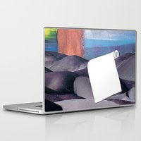 tool Laptop & iPad Skins featuring Spill Tool by Ventral Is Golden