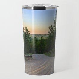 Dirt Road in the Black Hills Travel Mug