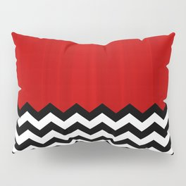 Twin Peaks - The Red Room Pillow Sham