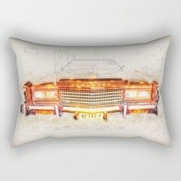 El Dorado  Rectangular Pillow