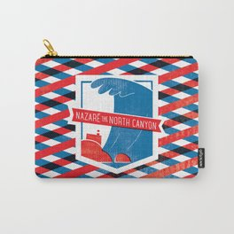 Nazaré - The North Canyon Carry-All Pouch