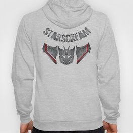 Starscream Decepticon logo Hoody