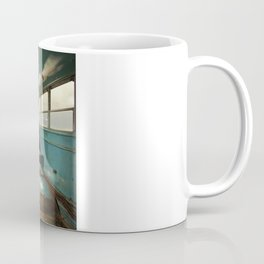 Emergency Door Coffee Mug