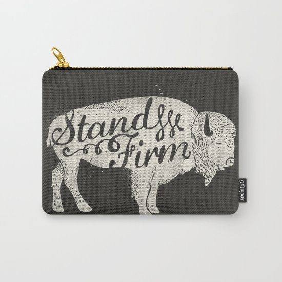 Stand Firm Carry-All Pouch