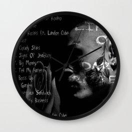 Lil Skies Life Of A Dark Rose Wall Clock