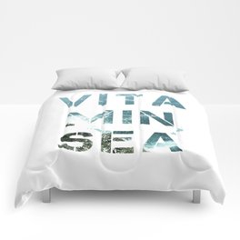 Vitamin Sea II Comforters