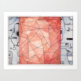 "Keizo Matsubara, ""Dualities and Spacetime in String Theory"" Art Print"
