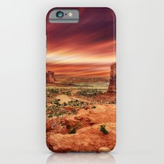 Arches at Sunset Slim Case iPhone 6s