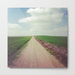 Endless Metal Print