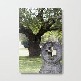 enjoy your visit Metal Print
