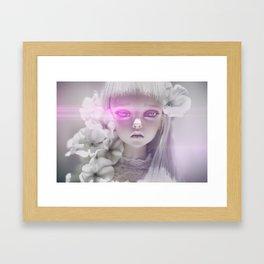 III Framed Art Print