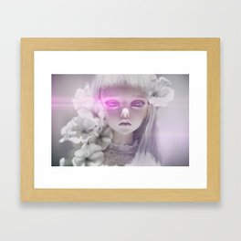 III Framed Art Print