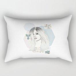 octagons Rectangular Pillow