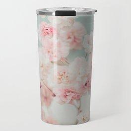 Gypsophila pink blush ll Travel Mug