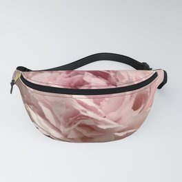 Pale Pink Peony  Fanny Pack
