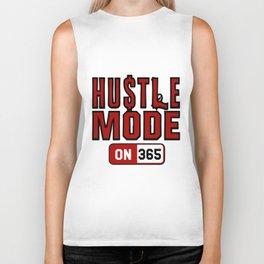 Hustle Mode Graphic Tee to Match Retro Air hustle Biker Tank