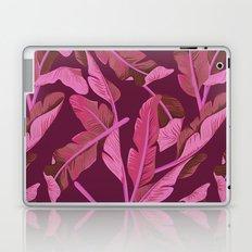 Tropical '17 - Ajaja [Banana Leaves] Laptop & iPad Skin