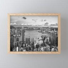 HONG KONG 39 Framed Mini Art Print