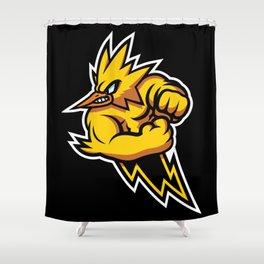 INSTINCT Shower Curtain