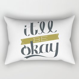 A-OK Rectangular Pillow