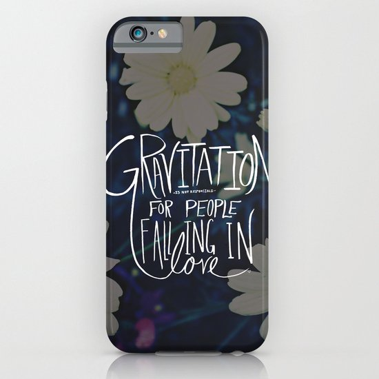 Einstein: Gravitation iPhone & iPod Case