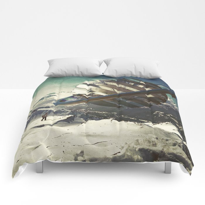 Lost and Found Comforters