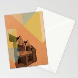 Pape Danforth Branch Stationery Cards