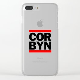 Corbyn Clear iPhone Case