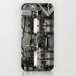 Delicious Engineering iPhone Case