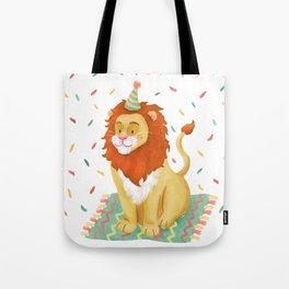 Birthday Leo Tote Bag