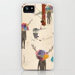 pretence iPhone Case