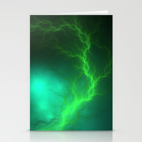 St. Elmo's Fire Stationery Cards