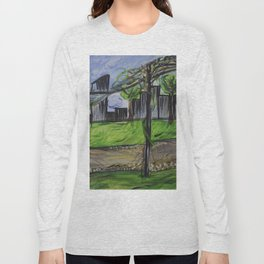 Lunch in the park Long Sleeve T-shirt