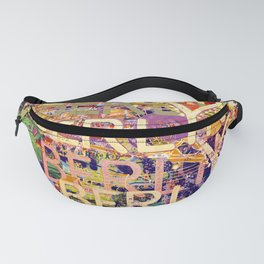 Berlyn Three Fanny Pack