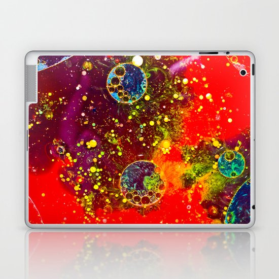 Space 3 Laptop & iPad Skin