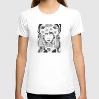 virgo T-shirts featuring Virgo by Adrienne S. Price