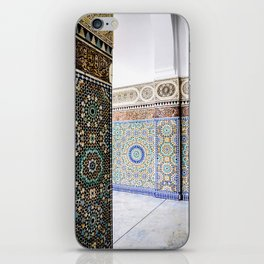 Paris.XII iPhone Skin