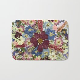 Flower Burst Bath Mat