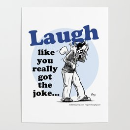 Laughing is the best... Poster