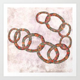 Chained II Art Print