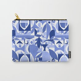 tango in blue ... Carry-All Pouch