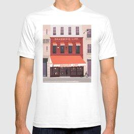 Brasserie lipp T-shirt