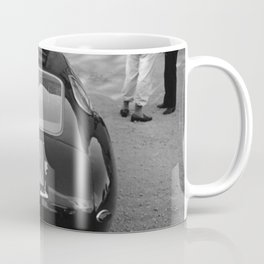 1957 4.5 Coupe, Modena, Italy Italian Sport Car Factory Photograph Coffee Mug