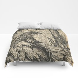 Ptarmigan Wings Comforters